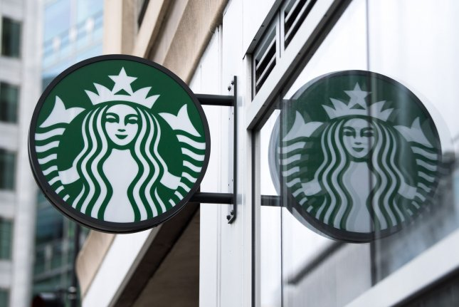 Starbucks said it will be intentional in cultivating a culture of inclusion and diversity, transparent and hold itself accountable. File Photo by Kevin Dietsch/UPI