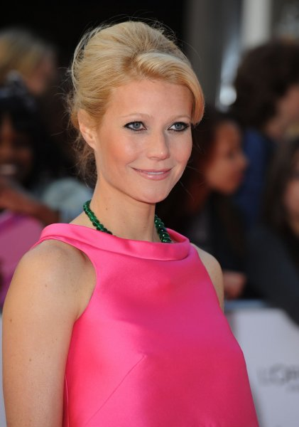 American actress Gwyneth Paltrow attends The National Movie Awards at Royal Festival Hall in London on May 26, 2010. UPI/Rune Hellestad