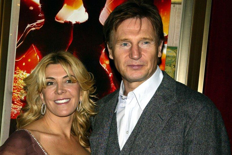 Liam Neeson shares memory of late wife Natasha Richardson