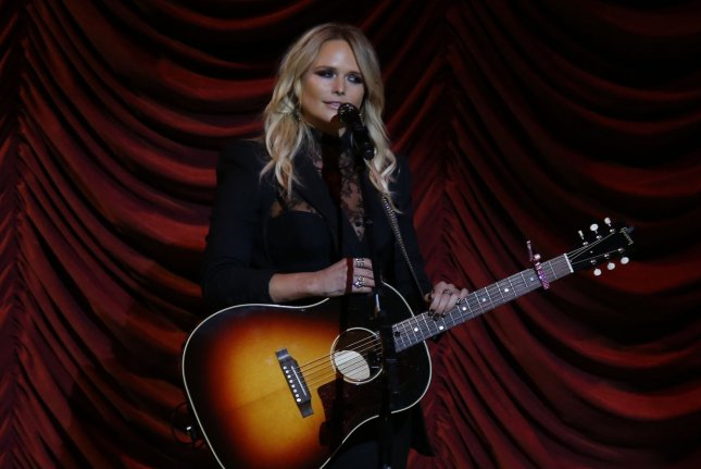 Thanksgiving Day Parade on CBS performer Miranda Lambert is seen here singing at the 2016 Country Music Awards on November 2, 2016. Photo by John Sommers II/UPI