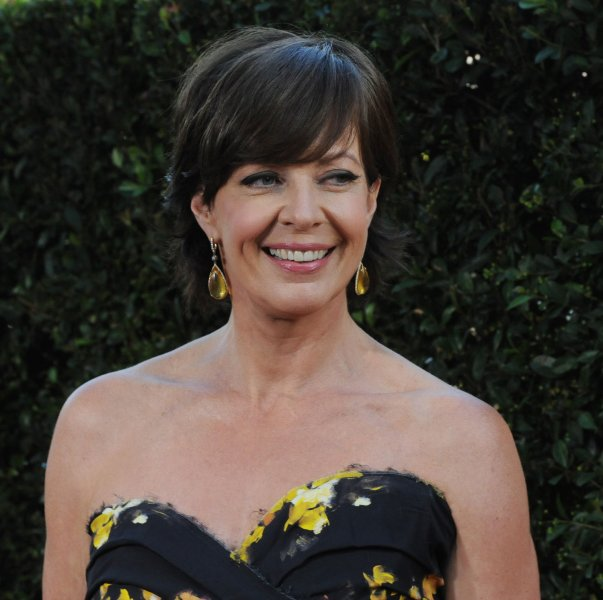 Allison Janney, a cast member in the motion picture drama The Help, attends the premiere of the film at the Academy of Motion Picture Arts and Sciences in Beverly Hills, California on August 9, 2011. UPI/Jim Ruymen