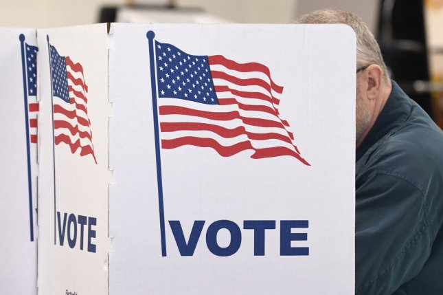 A movement to invalidate the Electoral College in presidential elections has the support of 15 states and Washington, D.C., -- and 196 electoral votes. FilePhoto by Mike Theiler/UPI