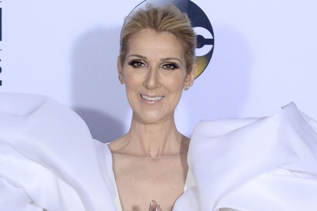 Celine Dion appeared on Canada's Stronger Together television special, along with Drake and other celebrities. The special helped support Food Banks Canada. File Photo by Jim Ruymen/UPI