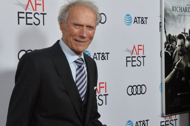 Clint Eastwood will star in and direct a film adaptation of the novel, Cry Macho. File Photo by Jim Ruymen/UPI.