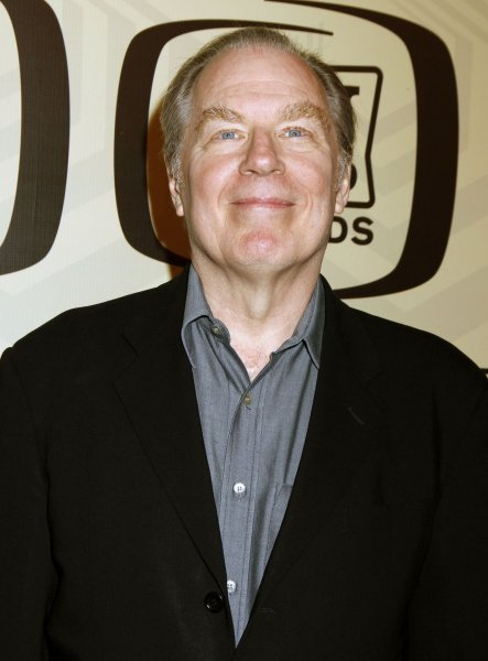 Michael McKean arrives for the 10th Anniversary of the TV Land Awards at the Lexington Avenue Armory in New York on April 14, 2012. UPI /Laura Cavanaugh