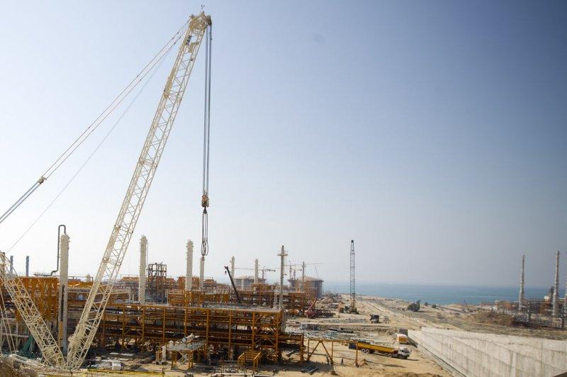 GDF Suez reaches gas deal with Mexican counterpart, PEMEX. UPI/Maryam Rahmanian