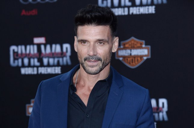 Cast member Frank Grillo attends the premiere of the sci-fi motion picture fantasy Captain America: Civil War in Los Angeles on April 12. File Photo by Jim Ruymen/UPI