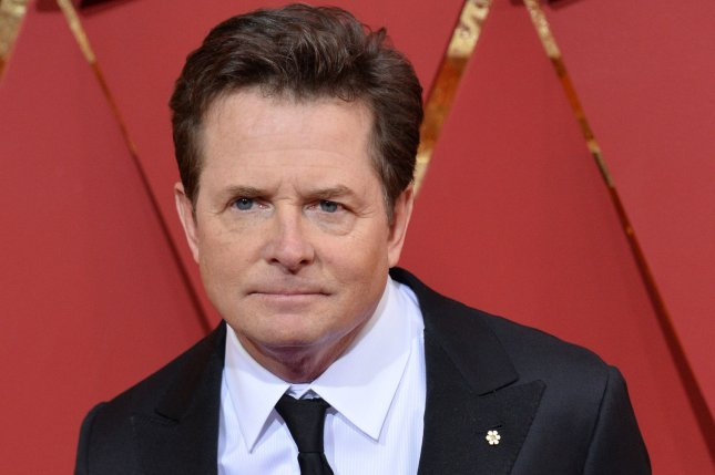Back to the Future star Michael J. Fox. The cast of Back to the Future recently reunited. File Photo by Jim Ruymen/UPI