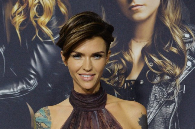 Actress Ruby Rose's new show Batwoman has gotten a full-season order from The CW. File Photo by Jim Ruymen/UPI