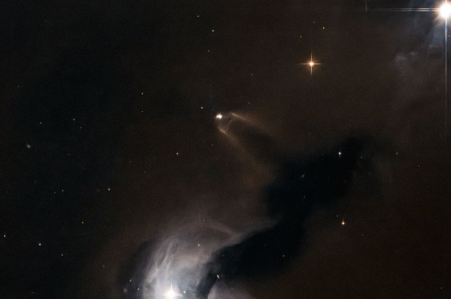 Researchers have detected what they believe is the signal of a particle of dark matter coming from the Perseus Cluster and Andromeda Galaxy. File Photo by UPI/NASA.