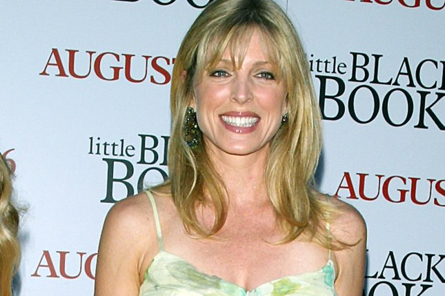 Marla Maples at the Little Black Book premiere in New York on July 21, 2004. File photo by Laura Cavanaugh/UPI