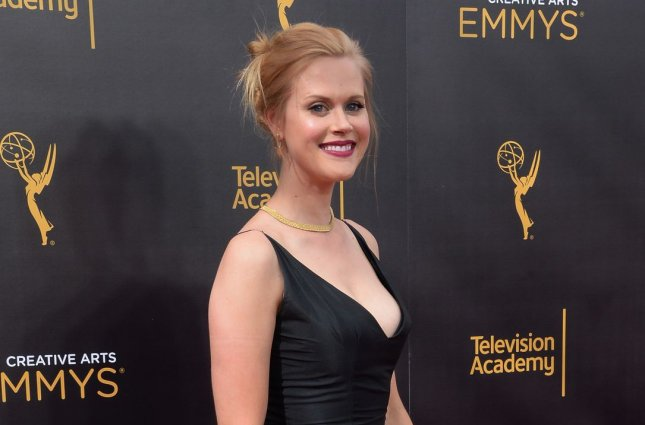 Stan Against Evil actress Janet Varney attends the Creative Arts Emmy Awards in Los Angeles on September 10, 2016. File Photo by Jim Ruymen/UPI