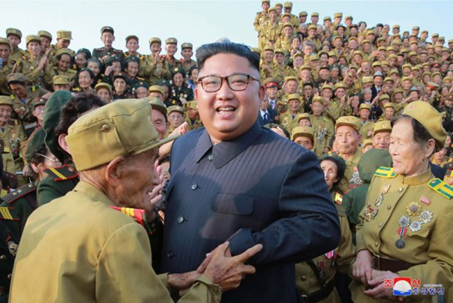 Although Kim Jong Un's current performance on denuclearization is occasionally more promising than that of his father or grandfather, he cannot abandon his nuclear program until he can see an alternative way of guaranteeing the security of his regime. Photo by KCNA/UPI