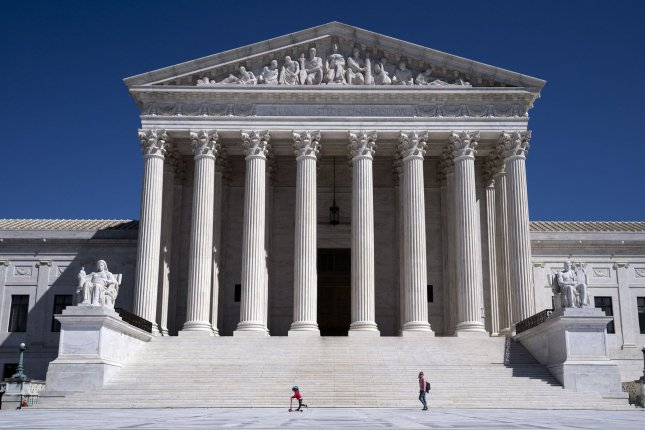 The Supreme Court announced Friday that it is deferring sessions scheduled for late April. Photo by Kevin Dietsch/UPI