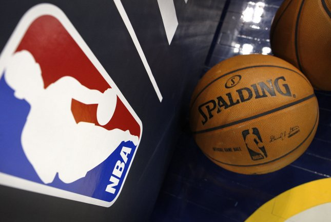 This year's NBA Draft Lottery and combine were scheduled to take place later this month in Chicago. File Photo by Gary C. Caskey/UPI