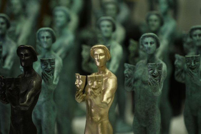 The 27th annual SAG Awards will now take place on April 4. File Photo by Jim Ruymen/UPI
