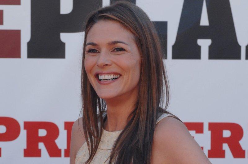 Actress Paige Turco. (File/UPI/Jim Ruymen)
