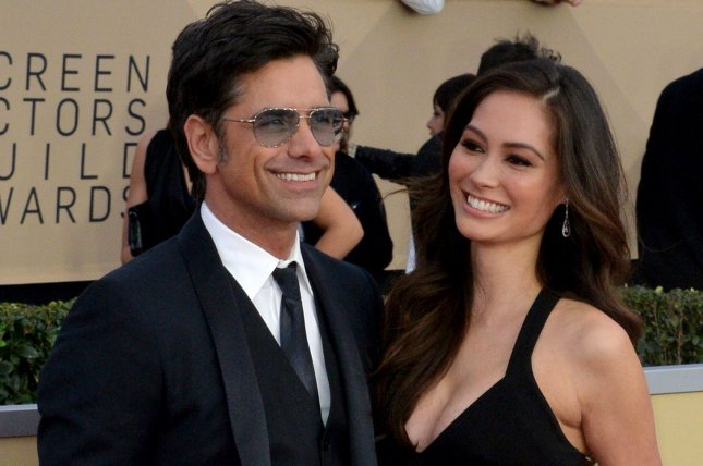 John Stamos and Wife Caitlin McHugh Welcome First Child