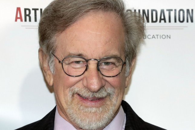 USA Network is working with Steven Spielberg's Amblin Television on a series based on the novel Brave New World. File Photo by Jason Szenes/UPI