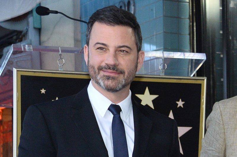 Jimmy Kimmel will host and executive produce Jimmy Kimmel Live! through its 20th season. File Photo by Jim Ruymen/UPI