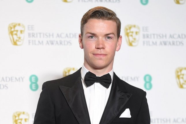 Actor Will Poulter reportedly will star in Amazon's Lord of the Rings series. File Photo by Rune Hellestad/UPI