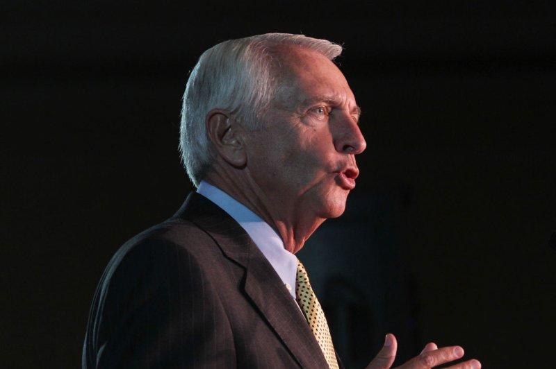 Kentucky Governor Steve Beshear. (File/UPI/Bill Greenblatt)
