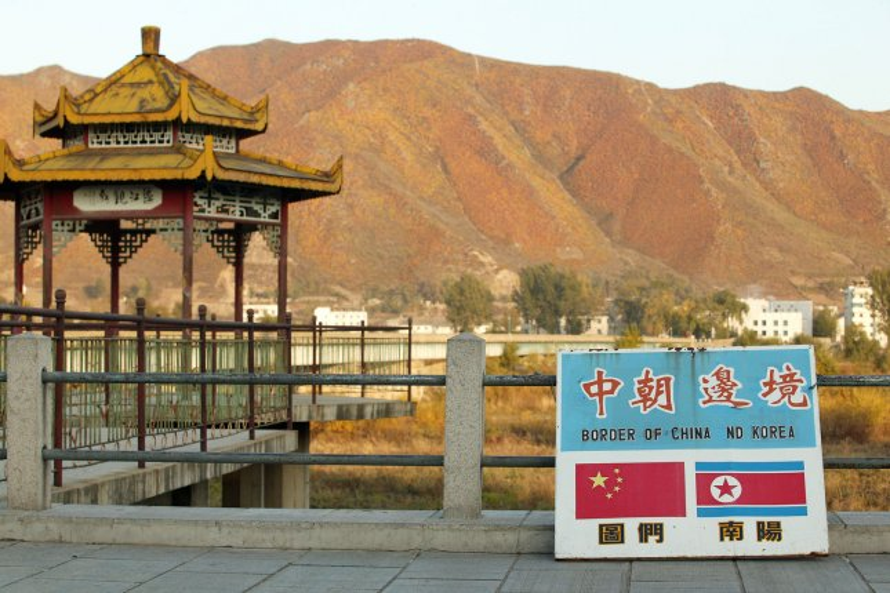 China taking samples of radioactive material after North
