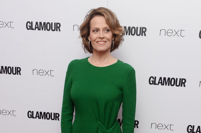 Sigourney Weaver attends the Glamour Women Of The Year Awards on June 7, 2016. Weaver stars in the newest trailer for The Defenders alongside Charlie Cox, Krysten Ritter, Mike Colter and Finn Jones. File Photo by Rune Hellestad/ UPI