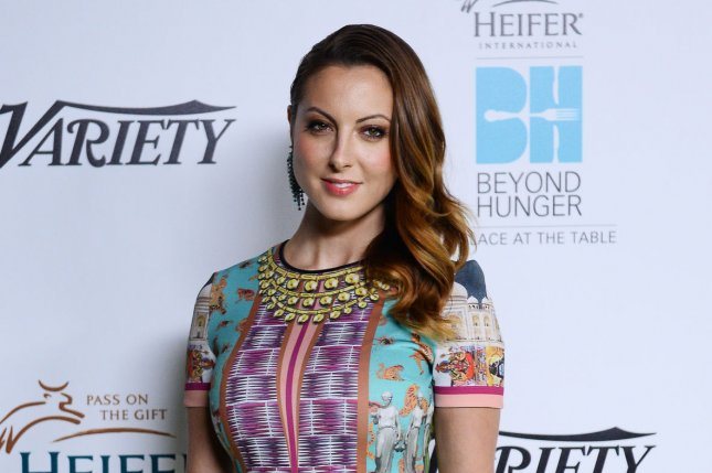 Eva Amurri has welcomed her third child. File Photo by Jim Ruymen/UPI