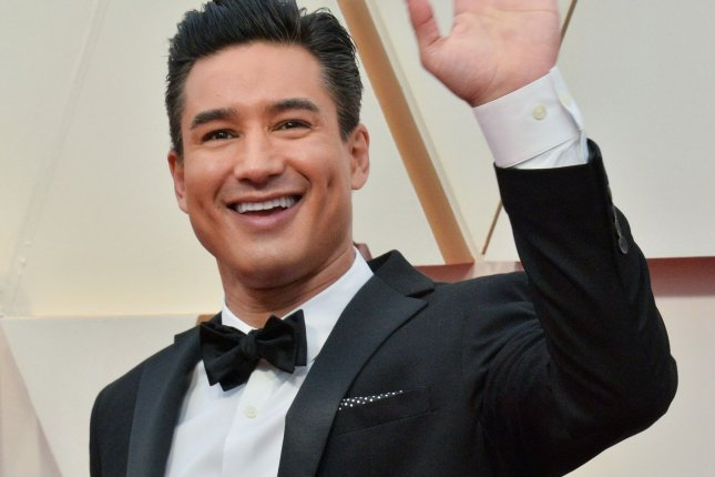 Mario Lopez is to play KFC icon Colonel Sanders in a Lifetime mini-movie. File Photo by Jim Ruymen/UPI