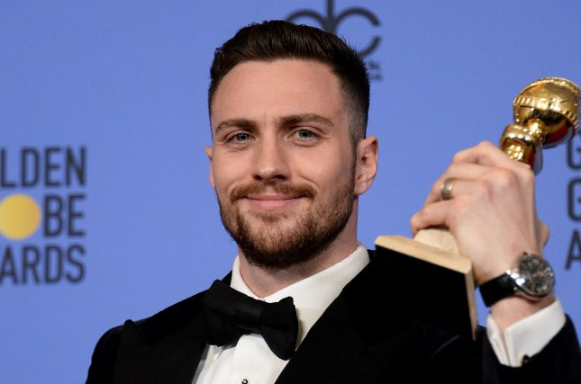 Aaron Taylor-Johnson will portray Marvel character Kraven the Hunter in a new solo film from Sony Pictures. File Photo by Jim Ruymen/UPI