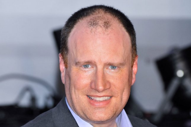 Marvel Studios President Kevin Feige attends the premiere for The Avengers in Tokyo, Japan, on Aug. 14, 2012. Photo by Keizo Mori/UPI