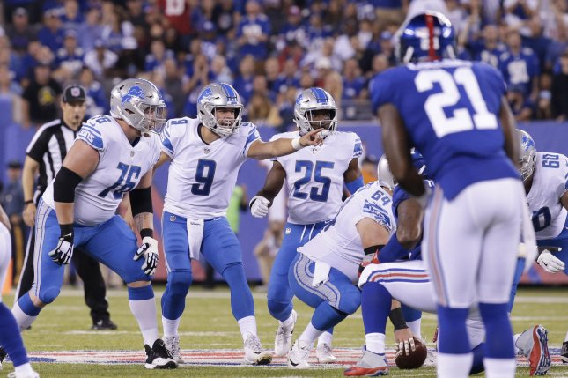629bd2c2 Fantasy Football: Detroit Lions QB Matthew Stafford questionable for ...