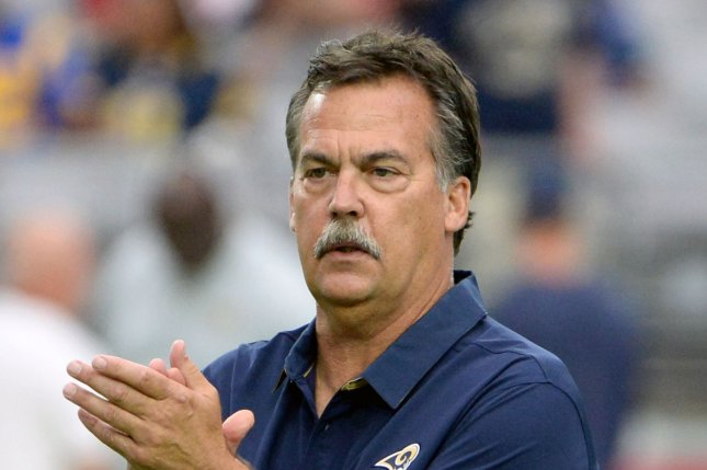 Jeff Fisher: I left Los Angeles Rams 'in pretty good shape'