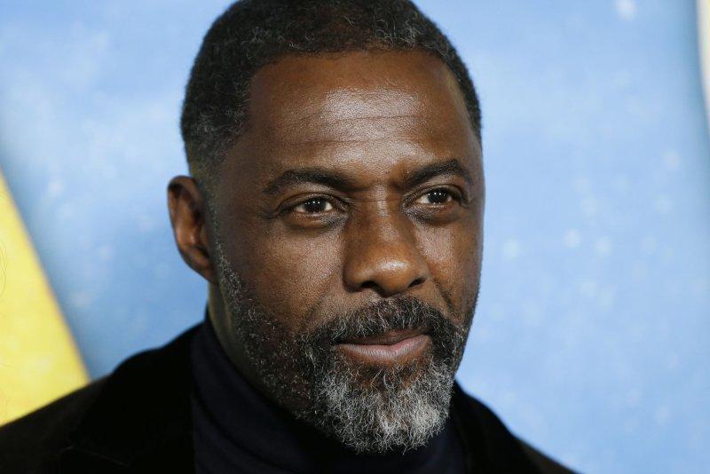 Idris Elba stars in the new Western film The Harder They Fall. File Photo by John Angelillo/UPI