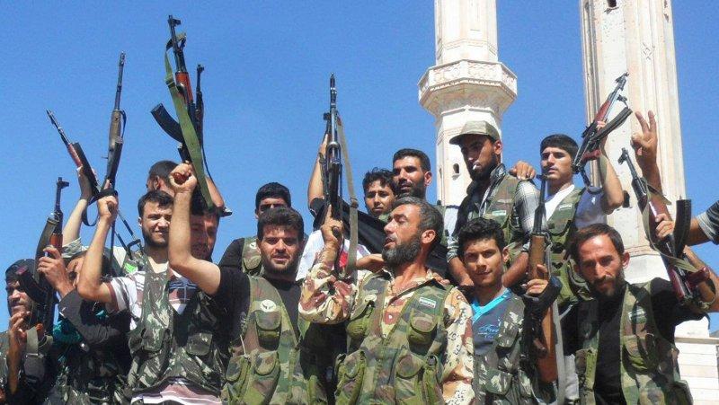Reports: Obama OKs covert Syrian-rebel aid