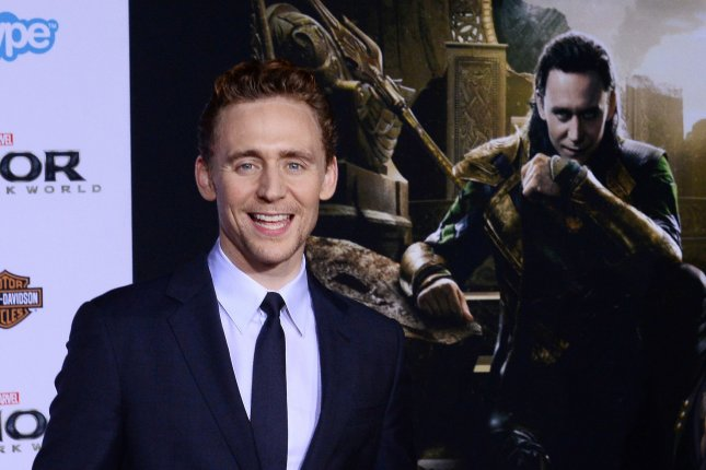 Cast member Tom Hiddleston attends the premiere of the motion picture fantasy Thor: The Dark World at the El Capitan Theatre in the Hollywood section of Los Angeles on Nov. 4, 2013. File Photo by UPI/Jim Ruymen