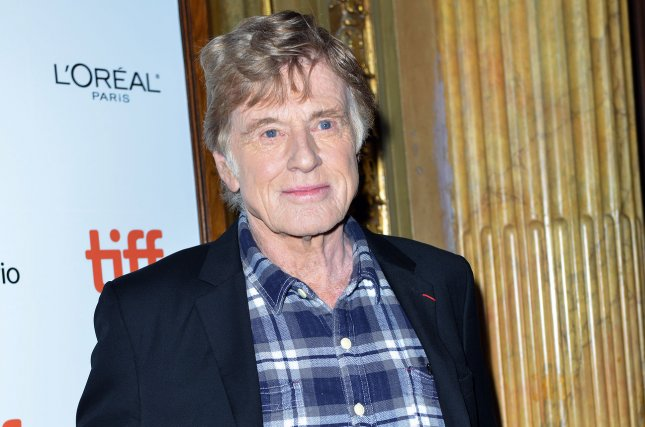 Robert Redford will receive an honorary Cesar award in February. File Photo by Christine Chew/UPI