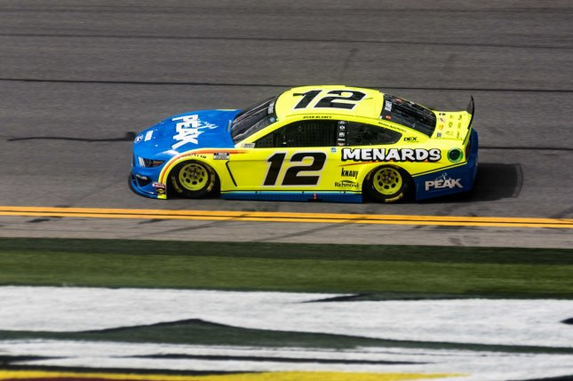 Blaney wins at Talladega after NASCAR publicly backs Wallace