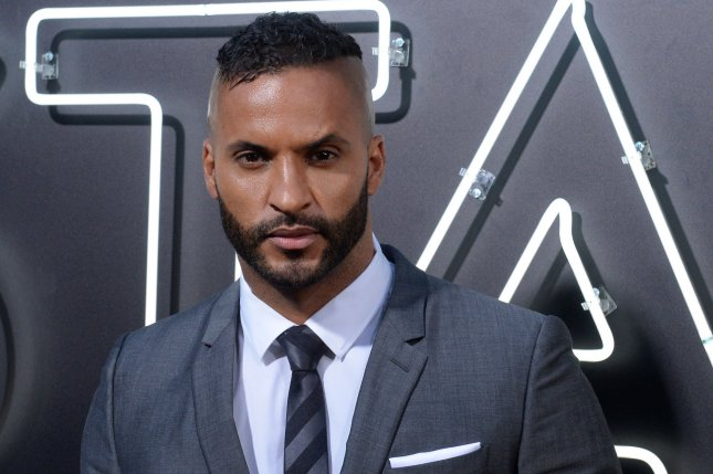Ricky Whittle played Shadow Moon on the Starz series American Gods. File Photo by Jim Ruymen/UPI