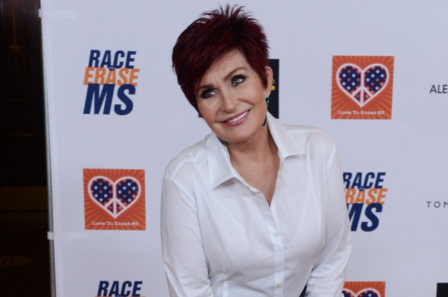 Sharon Osbourne attends the 22nd annual Race To Erase MS gala at the Hyatt Regency Century Plaza in the Century City section of Los Angeles on April 24, 2015. The TV personality recently opened up about her complete and utter [mental] breakdown. File Photo by Jim Ruymen/UPI