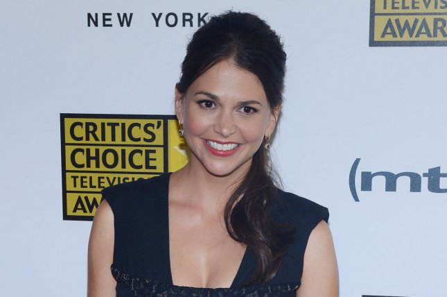 Sutton Foster arrives at the Broadcast Television Journalists Association's 3rd annual Critics' Choice Television Awards on June 10, 2013. Foster stars in the third season of the TV Land series, Younger, which premieres on Wednesday. File Photo by Jim Ruymen/UPI