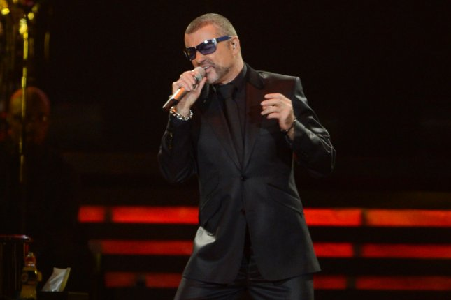 The family of George Michael paid tribute to the singer on the one-year anniversary of his death. File Photo by Rune Hellestad/UPI