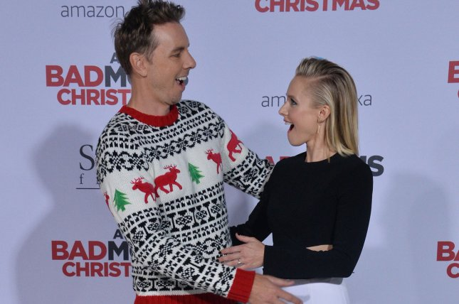 Kristen Bell posted a touching message on Instagram this weekend, celebrating her husband Dax Shepard's 14 years of sobriety. File Photo by Jim Ruymen/UPI