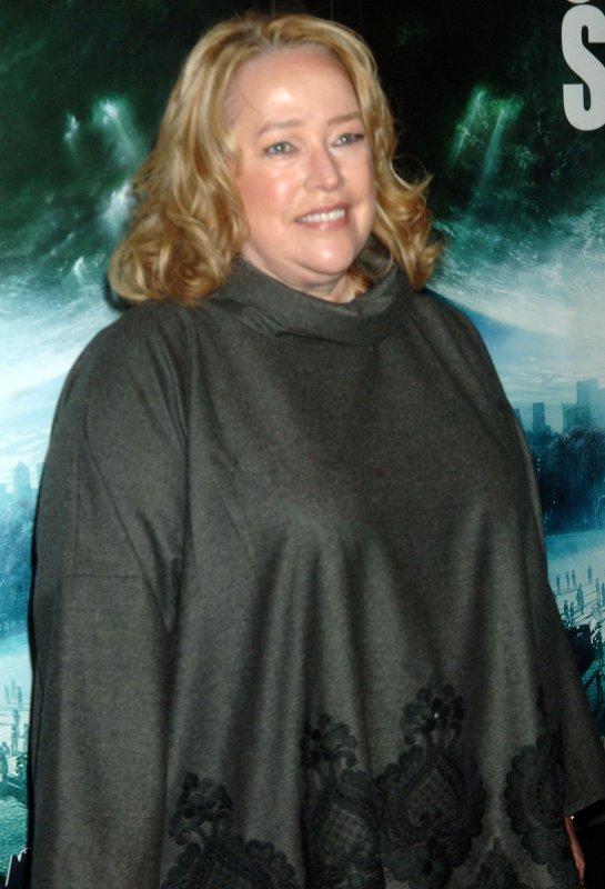 Actress Kathy Bates (UPI Photo/Ezio Petersen)
