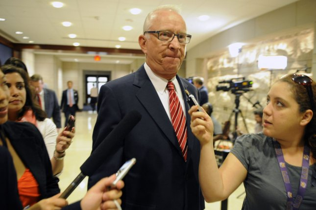 House Armed Services Committee Chairman Buck McKeon, R-Calif. UPI/Mike Theiler