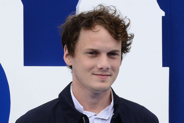 Anton Yelchin at the Los Angeles premiere of The Smurfs 2 on July 27, 2013. The actor died in June at age 27. File Photo by Jim Ruymen/UPI