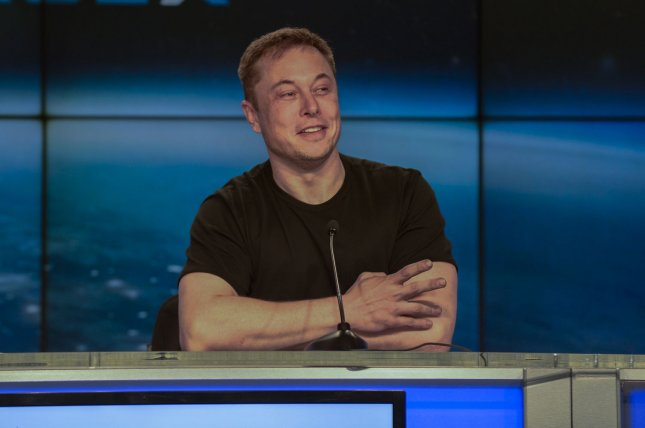 SpaceX CEO Elon Musk said his faith in humanity was restored after a federal jury sided with him in a defamation lawsuit. File Photo by Joe Marino/Bill Cantrell-UPI