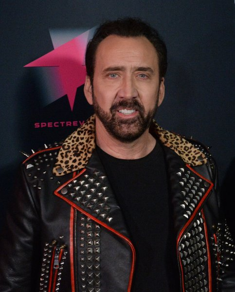 Nicolas Cage has married for a fifth time. File Photo by Jim Ruymen/UPI
