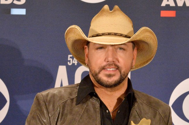 Jason Aldean shared a single and lyric video for If I Didn't Love You, his duet with Carrie Underwood. File Photo by Jim Ruymen/UPI